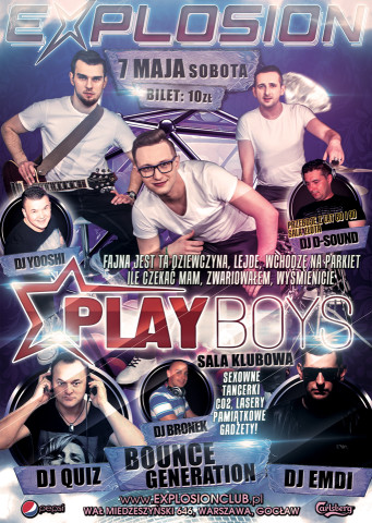 PLAYBOYS & BOUNCE GENERATION