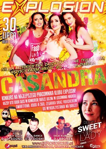 koncert CASANDRA