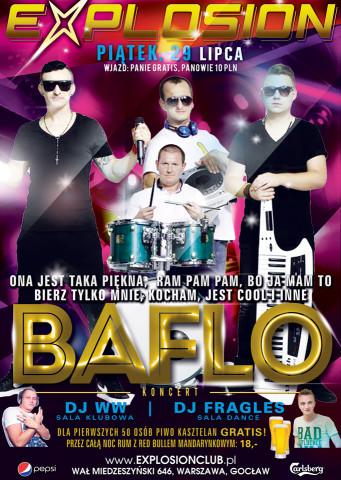 koncert BAFLO