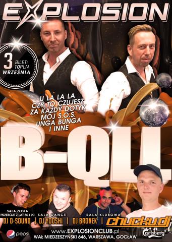koncert B-QLL