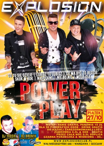 koncert POWER PLAY