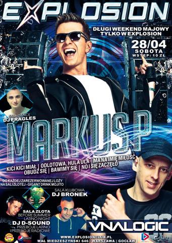 koncert MARKUS P