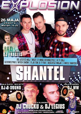 koncert SHANTELL