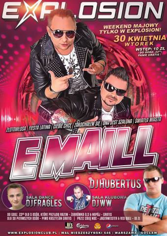 Koncert E-MAILL