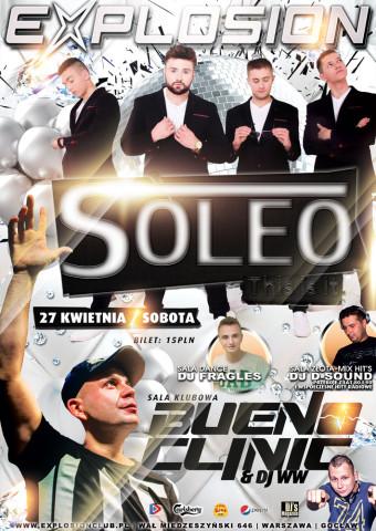 Koncert SOLEO