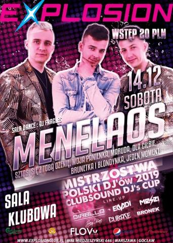 Koncert MENELAOS