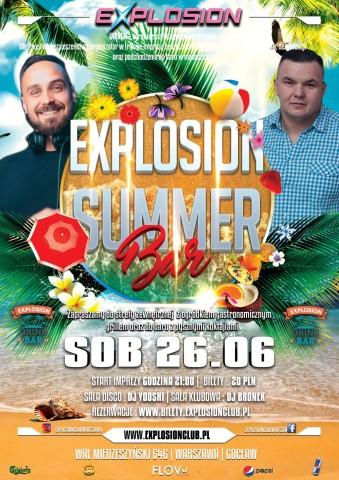 EXPLOSION SUMMER BAR