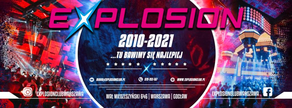 explosion slider 2010-2021